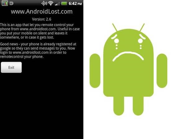 Android Lost 9 Android Tracking Apps for Find Lost Android smartphone