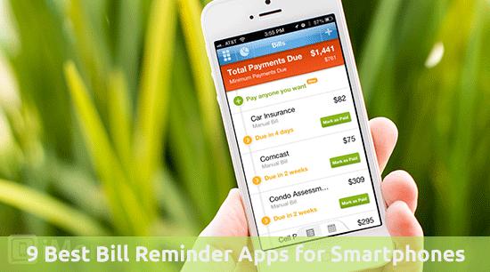 Bill-Reminder-Apps-for-Smartphones