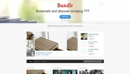 Bundlr 8 Best Content Curation Tools for personal use
