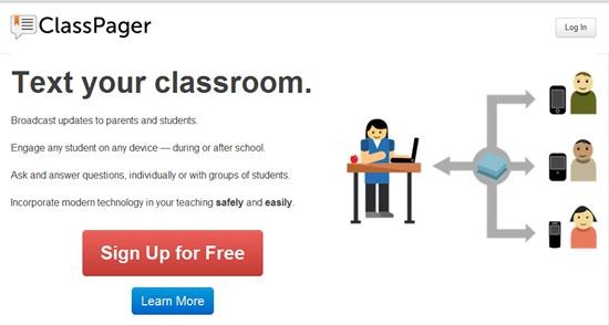 Create live classroom Polls, Q&A over SMS with ClassPager – Gadget
