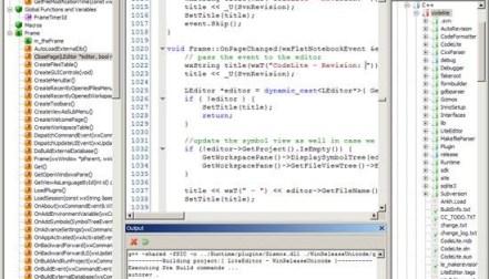 Anjuta DevStudio – GNOME Integrated Development Environment