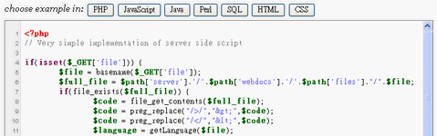 CodePress 11 useful JavaScript syntax highlighter