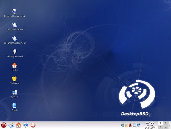 DesktopBSD 13 Best Open Source Operating Systems (Linux based)