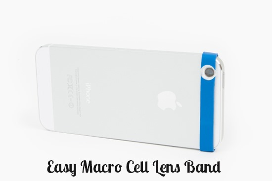 Easy Macro Cell Lens Band