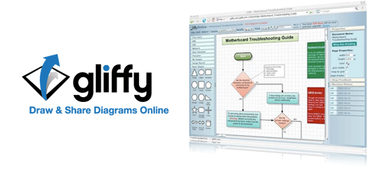 Gliffy-diagrams-and-flowcharts-editor