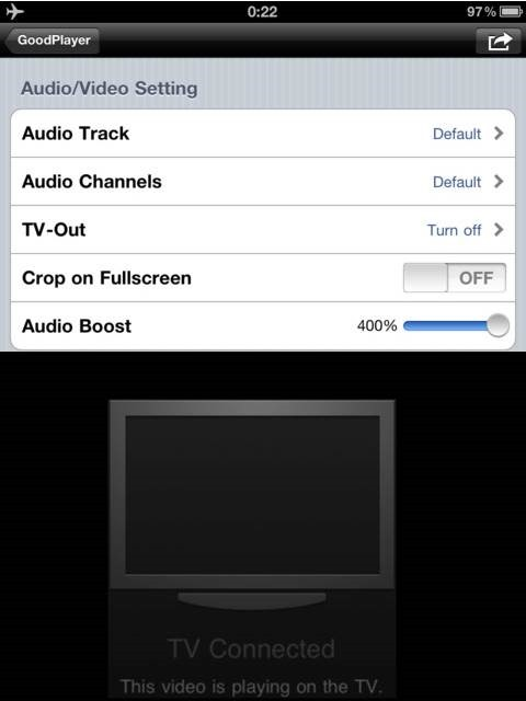 GoodPlayer Top 14 DLNA Streaming Apps For iPhone