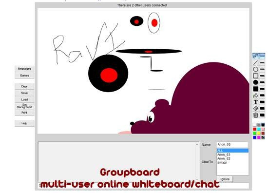 Groupboard free online collaborative whiteboard - Best Of