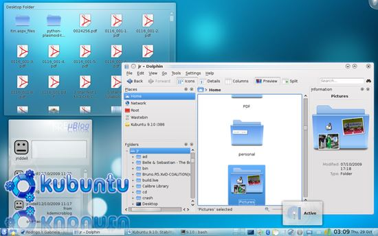 Kubuntu 13 Best Open Source Operating Systems (Linux based)