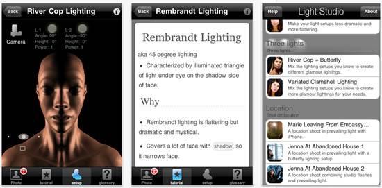 Light Studio- 3D modeling software for iPhone – Gadget Explorer