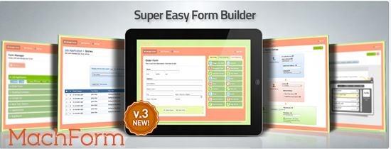 Machform Top 13 online Form Building Apps