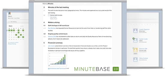 MinuteBase