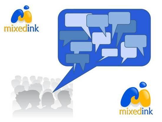 Mixedink - free collaborative writing tool