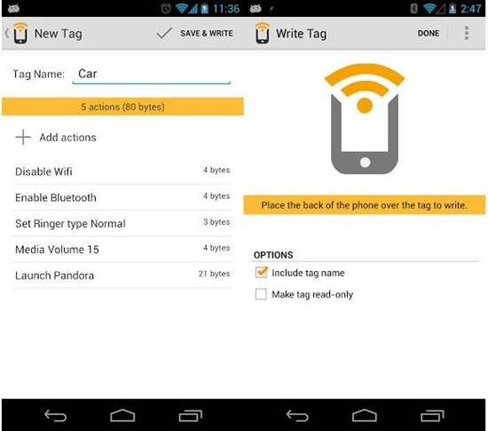 NFC Task Launcher 1 7 Best Android NFC Apps