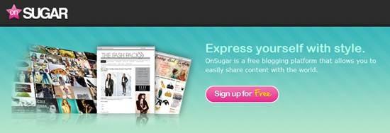 OnSugar hosted publishing platform