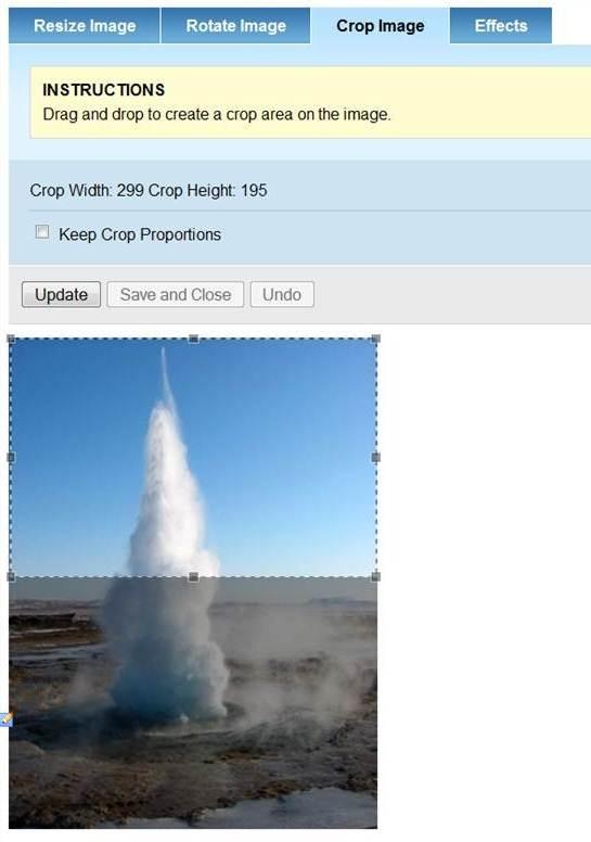 PHP Image Editor