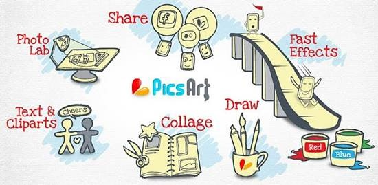 PicsArt - Photo Studio Photo editing apps for Android