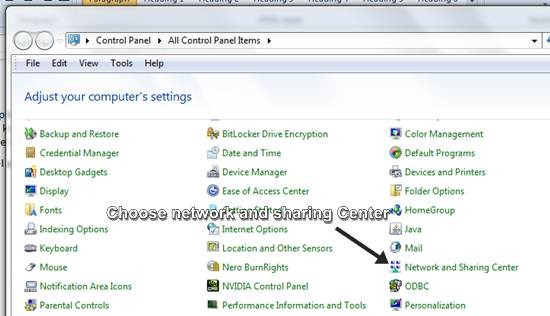 How to]Set up virtual private network (VPN) in Windows 7