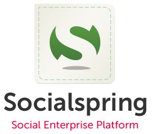Socialspring 18 online collaboration tool to enhance Communication