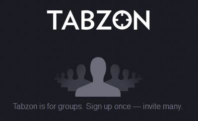 Tabzon online in-out board