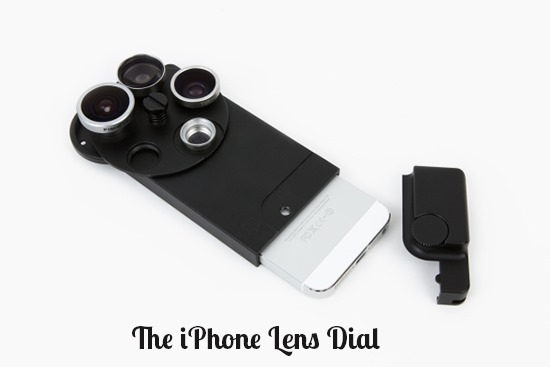 The iPhone Lens Dial