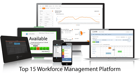 Workforce Management Platform