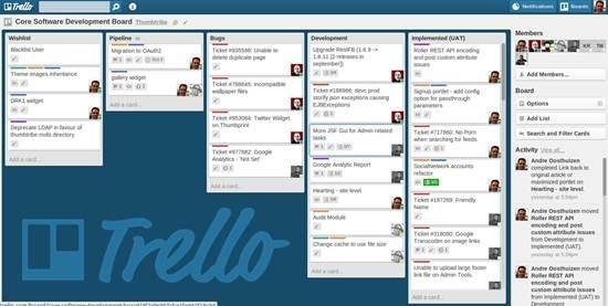 Trello - Binfire alternatives Apps