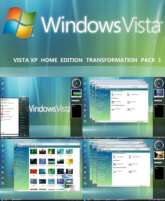 VISTA_XP_HOME_EDITION_PACK 55 most Beautiful free Window XP Themes and Visual Styles