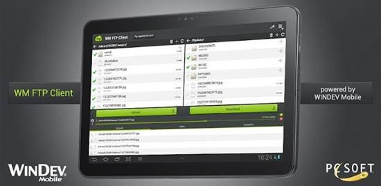 WM FTP Client Top 6 free FTP Clients For Android