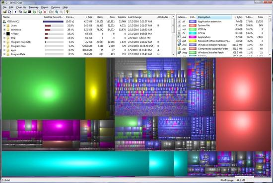Windirstat 7 Best Free Disk Space Analyzer for Windows