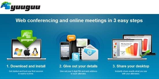 Yuuguu Web conferencing