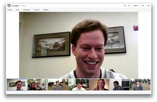 skype alternative - Google Hangout
