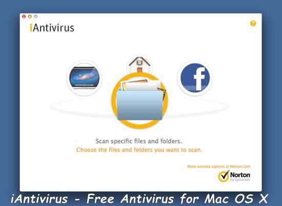 iAntivirus - Antivirus for Mac
