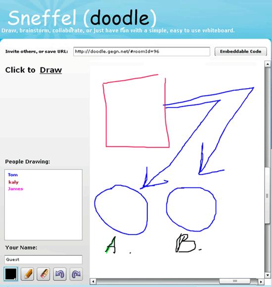 sneffel whiteboard free online collaborative whiteboard - Best Of