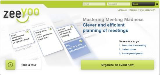 zeeyoo meeting scheduler