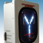 Is your DeLorean missing something? Flux Capacitor for sale.