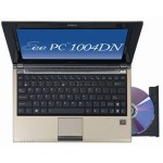 Asus EeePC 1004DN Official Picture With Optical Drive