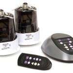 Klipsch Light Speakers – Wireless Light Bulb and Speaker Combo Plugs into Light Fittings