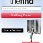 TheFind iPhone App – The Best of Black Friday