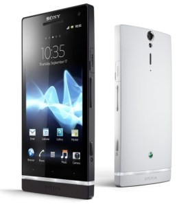 Sony Xperia S Screen Problems