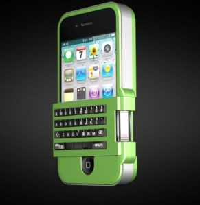 Spike Kickstarter QWERTY iPhone Case