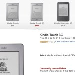 Amazon makes space for new Kindle