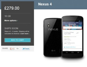 nexus 4 - how long