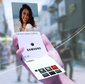 samsung display foldisplay