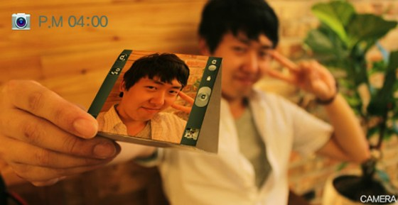 samsung folding camera phone