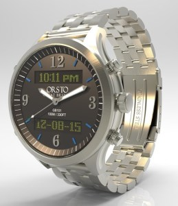 orsto smartwatch contemporary 100