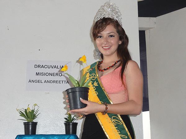 EXPOSICIÓN DE ORQUIDEAS