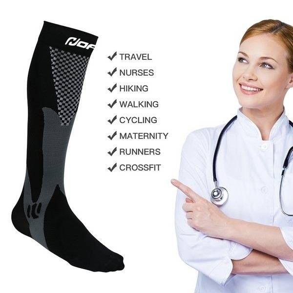 An awesome Unisex Compression Socks!