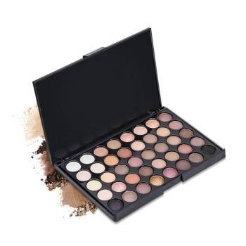 H5e4c013ca2b141e1bc464fabe2fa2431e 40 Colors Eyeshadow Makeup Palette