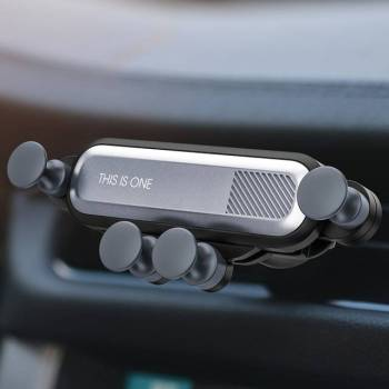 H7835fb850f194654b4b3dbdde8df017eG Gravity Car Holder For Phon GPS Stand For iPhone XS MAX Xiaomi