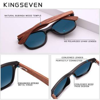 HTB1pRjfX2jsK1Rjy1Xaq6zispXaI Polarized  Wooden Sunglasses For Men - Original Wood Oculos